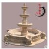 现货石雕天然晚霞红喷泉欧式风水球大型汉白玉流水喷泉雕刻