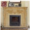 大理石欧式壁炉 家装火炉 仿真壁炉 石雕工艺品 取暖炉FFBLS-117