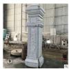 石雕雕刻门柱方柱雕花欧式艺术门柱花墙别墅花园小区装饰