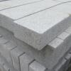厂家直销花岗岩路缘石900*150*80/块 灰色石材路沿石 路牙侧缘石