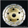 【厂家直销】5寸125冷压金刚石双排磨轮-外销磨轮 石材磨轮
