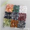德邦机制 彩色水磨石石子 胶粘五彩石 5-8mm洗米石 景观建筑石子