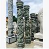 宜兴巨涛石业石雕优质厂家生产定制:加工各类 文化柱 龙柱 华表