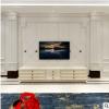 厂家定制罗马柱背景墙 欧式客厅电视陶瓷背景墙 罗马柱护墙板