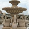 龙辉石雕 厂家直销石雕欧式喷泉风水转运球流水喷泉户外景观