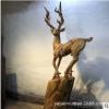 香樟木根雕一鹿向前摆件家雕刻居摆设定制礼物装饰品客厅摆件2组