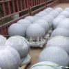 厂家供应交通路障球 反恐路障球 圆球 石球天然花岗岩路障球