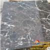 工厂直销 国产啡网大理石 天然优质石材 室内装潢地面铺设
