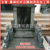 石雕墓碑公墓烈士陵园花岗岩 公墓组合高档石碑定做价格